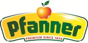 Pfanner Premiom Fruit Juices From Austria